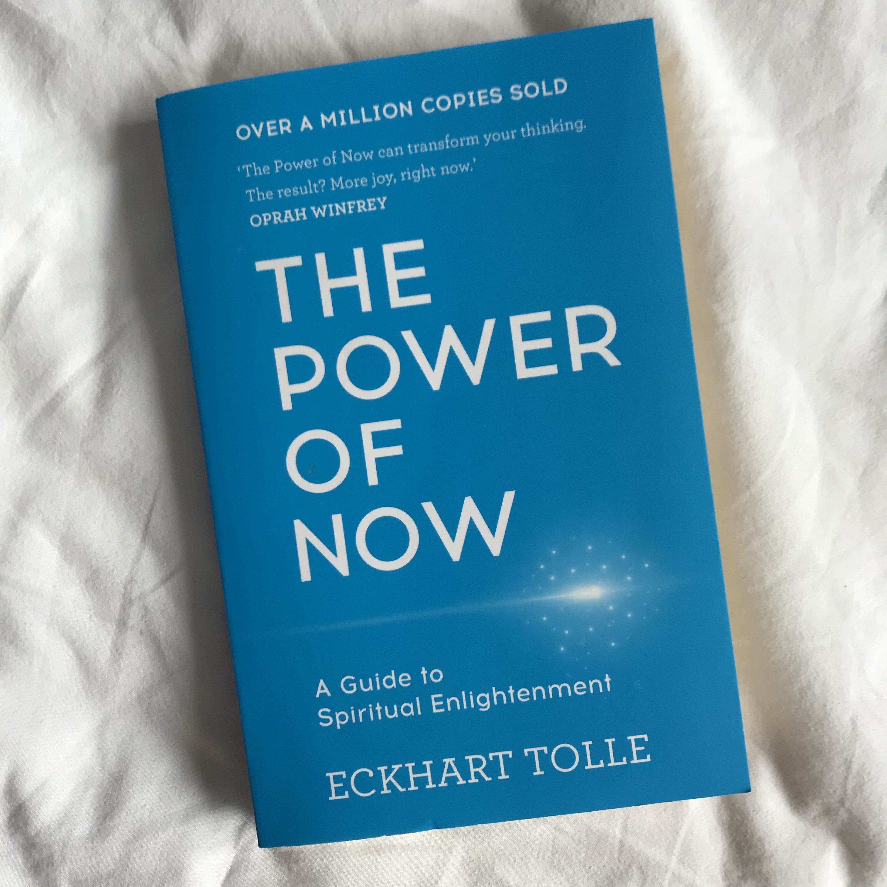 Book Review: The Power of Now