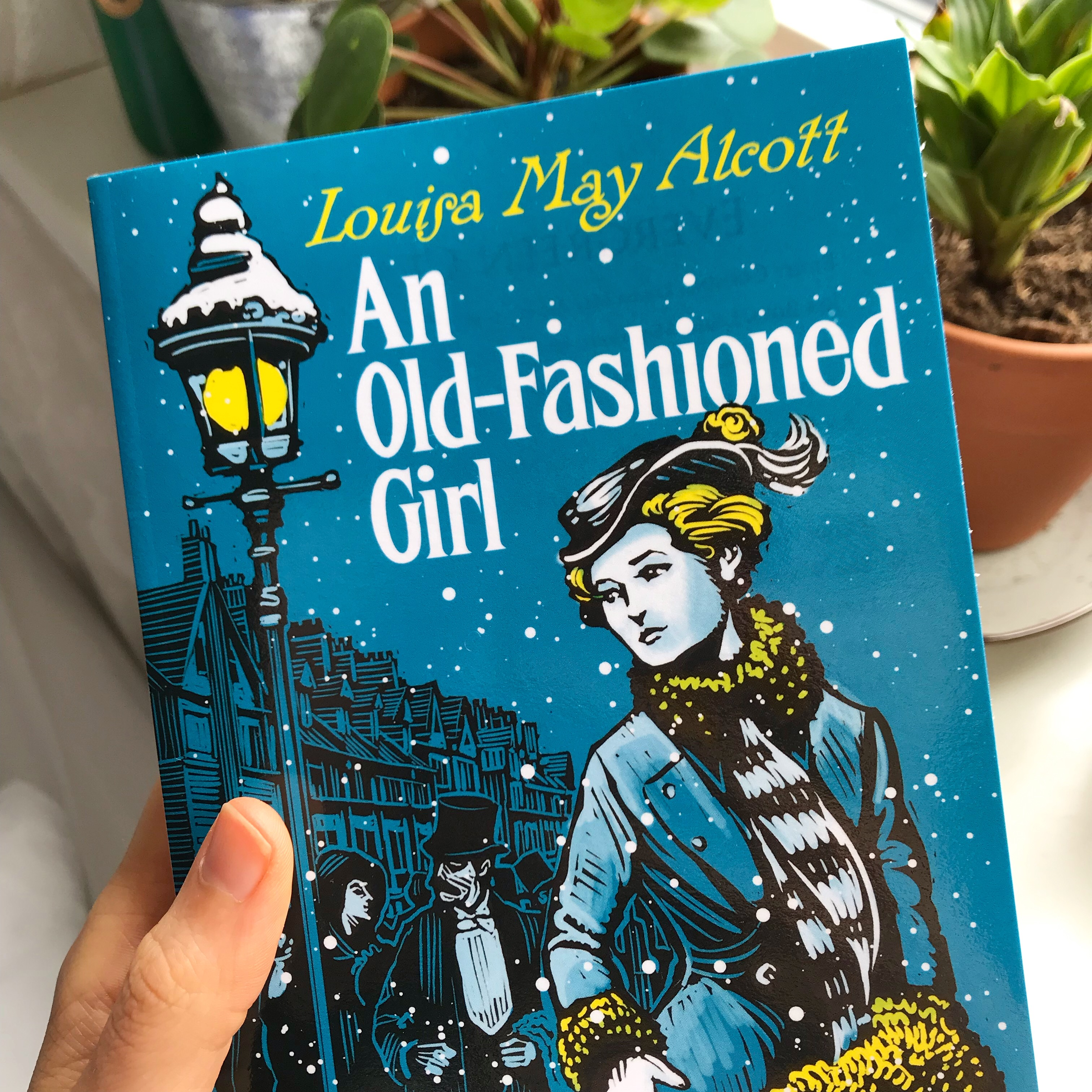 Book Review: An Old-Fashioned Girl